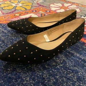 "Target ""A New Day"" Black Flats"